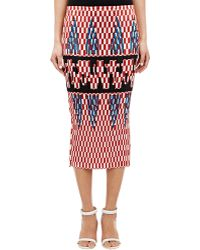Alexander Wang High-Waisted Pencil Skirt - Lyst