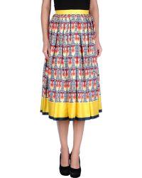 DSquared² 3/4 Length Skirt - Lyst