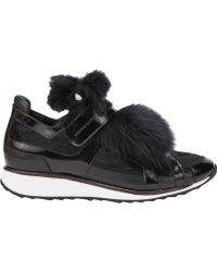 Pierre Hardy Furtrim Sneakers - Lyst