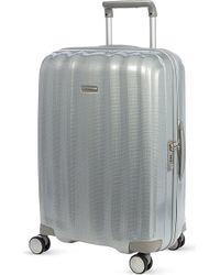 Samsonite Lite-Cube Four-Wheel Suitcase 68Cm - Lyst