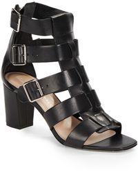 Loeffler Randall Maria Leather Gladiator Sandals - Lyst
