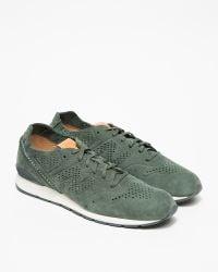 New Balance Mrl696 In Dark Moss green - Lyst