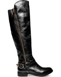 Steve Madden Women'S Skippur Over-The-Knee Boots - Lyst