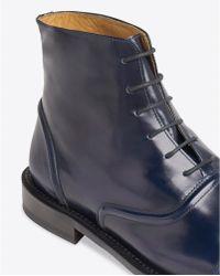 Billy Reid Crosby Boot blue - Lyst