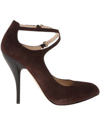 Nine West Brown Cohearent - Lyst