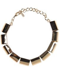 MSGM Necklace - Lyst