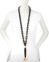Maiyet - Large Fish Link Necklace - Lyst