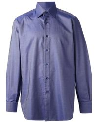 Brioni Shirt - Lyst