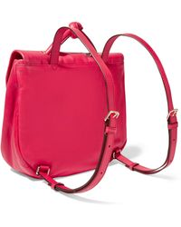 Marc By Marc Jacobs - Textured-leather Backpack - Lyst