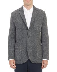 Harris Wharf Donegal-Effect Three-Button Deconstructed Sportcoat - Lyst