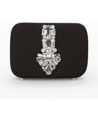 Club Monaco - Radà Jeweled Clutch - Lyst