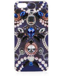 Topshop Digital Gem Iphone 5 Case - Lyst