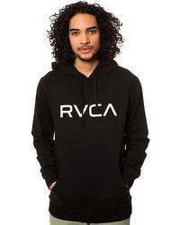 RVCA The Big Hoodie - Lyst