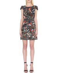 Alice + Olivia Embellished Sequin Dress - Lyst