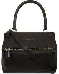 Givenchy Small Pandora Sugar Shoulder Bag Black - Lyst