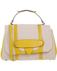 Marc Jacobs Handbag yellow - Lyst