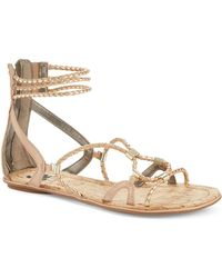Circus By Sam Edelman Sandra Braided Sandals - Lyst
