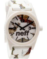Neff The Daily Wild Watch - Lyst