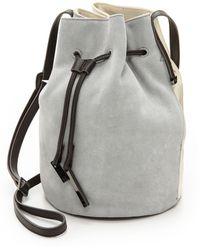 Halston Heritage Bucket Bag - Gravel Multi - Lyst