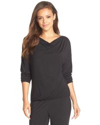 CALVIN KLEIN 205W39NYC - 'depth' Backless Pajama Top - Lyst