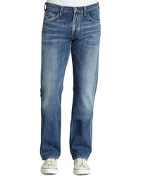 Citizens Of Humanity Sid Straight Jeans - Lyst