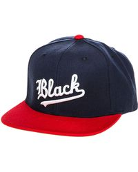 Black Scale The Strikeout Snapback Hat - Lyst