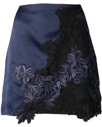 3.1 Phillip Lim Organza Skirt - Lyst