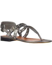 Iro Sedioz Thong Sandals - Lyst
