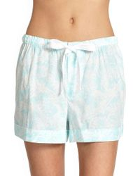 Cottonista - Cotton Batiste Shorts - Lyst