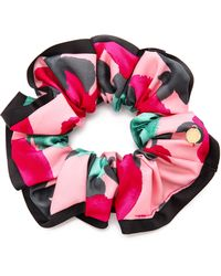 Marc By Marc Jacobs - Jerrie Rose Chou Chou Scrunchie - Yellow Jacket Multi - Lyst