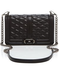 Rebecca Minkoff Crossbody - Bloomingdale'S Exclusive Love - Lyst