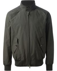 Baracuta G9 Harrington Jacket - Lyst