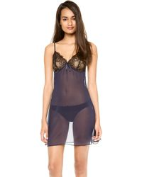 Elle Macpherson - For You Chemise - Lyst
