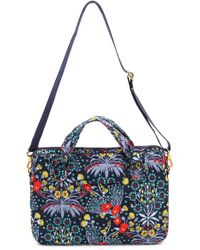 Marc By Marc Jacobs - Pretty Nylon Maddy Botanical 15 Computer Commuter Case - Lyst