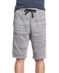 Bench - 'mooch' Knit Shorts - Lyst