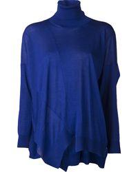 Stella McCartney Turtleneck Thin Sweater - Lyst
