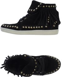 Ash High Tops  Trainers - Lyst