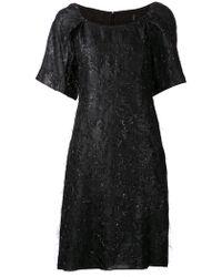Sonia Rykiel Embellished Dress - Lyst