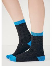 Free People Assmbely Crew Sock - Lyst