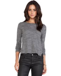 Textile Elizabeth And James Auburn Long Sleeve - Lyst