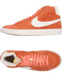 Nike | High-tops \u0026amp; Trainers | Lyst