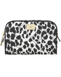 Juicy Couture Malibu Nylon Cosmetic Case - Lyst