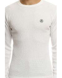 Stussy | Arrow Thermal White | Lyst