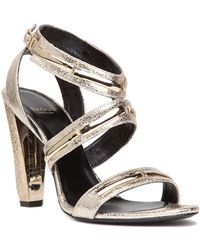 Raoul Strappy Sandal - Lyst