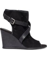 Denim & Supply Ralph Lauren - Shyla Wedge Sandals - Lyst