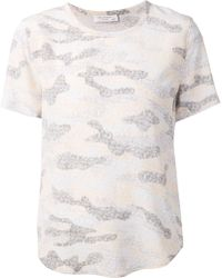 Equipment Camouflage Print Top - Lyst