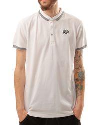 Fly 53 - Lockstock Plain Regular Fit Polo Shirt - Lyst