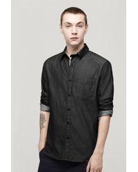 Rag & Bone Field Shirt - Lyst