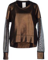 Luxury Fashion Sweatshirt - Lyst