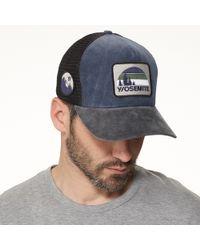 James Perse - Yosemite Trucker Hat - Lyst 97976f2ce4cc
